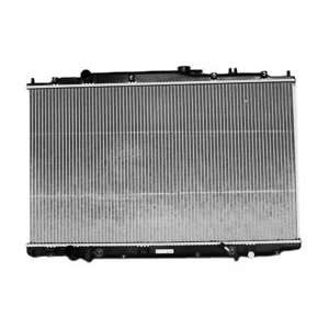 Honda Odyssey 1 Row Plastic Aluminum Replacement Radiator Automotive
