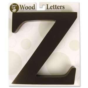 Nursery Baby Decorative Wooden Letter Z Baby