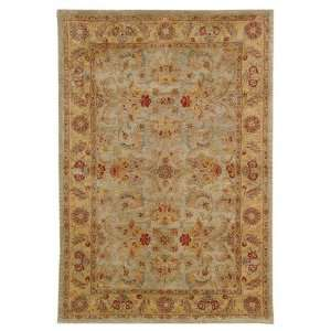 Safavieh Classic Kerman Light Green Gold Rug Furniture