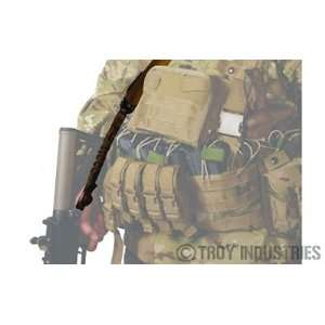 Troy Industries   One Point Sling Extension USMC Coyote Tan