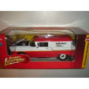 Johnny Lightning 124 R49 1957 Ford Courier Sedan Delivery