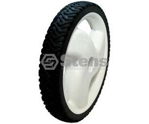RECYCLER PLASTIC REAR WHEEL 12 105 1816 20012 20016 20019 S205 268