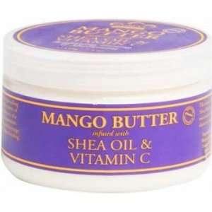 Shea Butter Infused with Mango Butter 4 oz