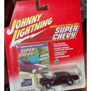 Johnny Lightning  SUPER CHEVY 1970 Chevy Chevelle SS Toys & Games