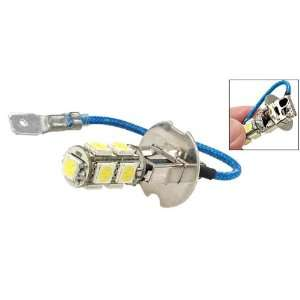 Amico Car Vehicle Replacement H3 9 SMD LED White Fog Light Bulb Lamp