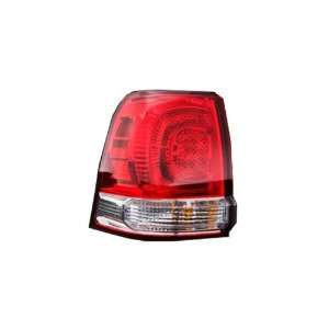 Depo Toyota Land Cruiser Driver & Passenger Side Replacement Tail