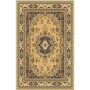 Home Dynamix Traditional Area Rug 7069 101 Sand 769924039977