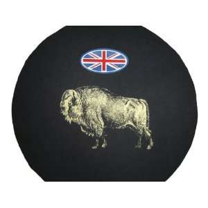 SpareCover® Brawny Series   UJ30 Bison Tire Cover