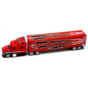 Arizona Diamondbacks Diecast Tractor Trailer Sports