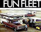 1973 FORD F 250 & F 350 CAMPER SPECIAL PICKUP BROCHURE  73 FORD FUN