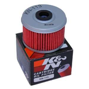 K&N Engineering Performance Gold Oil Filter KN 113