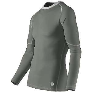 Mountain Hardwear Lightweight Power Stretch Long Sleeve Crew (Spring