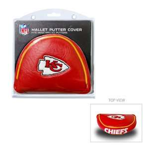 BSS   Kansas City Chiefs NFL Putter Cover   Mallet