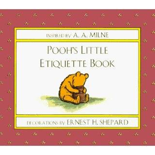 Winnie the Poohs Friendship Book (9780525452041) A. A