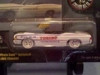 Johnny White Lightning   1968 TORINO   Official Pace Cars Series 402