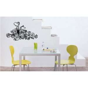 Wall Mural Vinyl Decal Stickers Love Star S. 2347