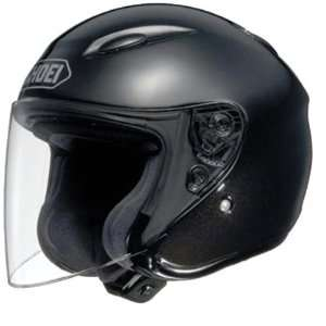 Shoei J Wing Motorcycle Helmet Black Metallic Automotive