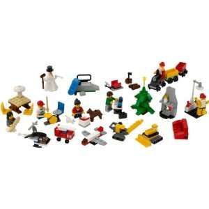 LEGO® City Advent Calendar (2824), 271 Pieces Toys