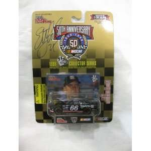 Nascar Die cast SIGNED #66 Elliott Sadler Phillips 56