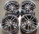 Type 353 Mercedes Style Chrome Rims Staggered 19 20 Set Discounted
