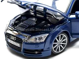 Brand new 118 scale diecast car model of 2007 Audi TT Coupe Die Cast