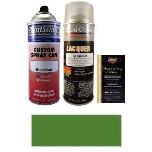 Metallic Spray Can Paint Kit for 2003 Mitsubishi Montero Sport (G70