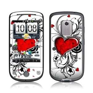 My Heart Design Protective Skin Decal Sticker for HTC Hero (Sprint