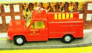 TOYS 267 PARAMEDIC TRUCK FROM THE Tv SERIES EMERGENCY BOXED