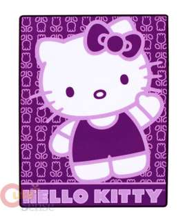 Sanrio Hello Kitty Plush Blanket NorthWest 1