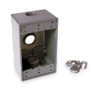 BELL 5320 0 Single Gang Outlet Box