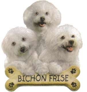 Bichon Frise Puppies Dog Bone French Terry JACKET PINK