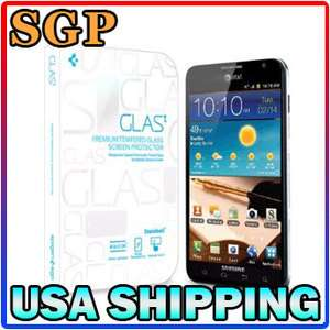 Samsung Galaxy Note Screen Protector GLAS.t Tempered Glass Oleophobic