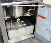 NICE GILES CF400G LOW PRESSURE GAS DEEP FRYER