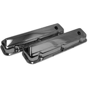 BB Ford 429 460 Smooth Polished Valve Cover (3 11/16 Tall