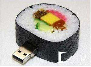 Ship 4 GB Sushi Food Shape USB Flash Memory Drive Stick 4GB 8G 16G 32G