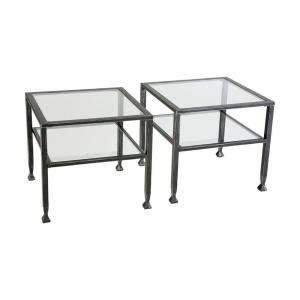 Collection Bunch Metal Square Cocktail Table CK8770