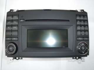 Mercedes Benz Auto Radio Audio 20 CD A1699002000 Vito Viano 639
