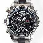 New 4GB WaterProof Mini HD Camera Hidden Spy Recorder Wrist Watch DV