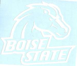 Boise State Broncos Vinyl Decal/Sticker