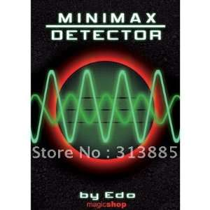 minimax by edo /close up magic/magic props/magic tricks