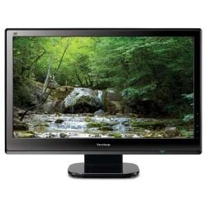 Viewsonic VX2453mh LED 24 LED LCD Monitor   169   2 ms