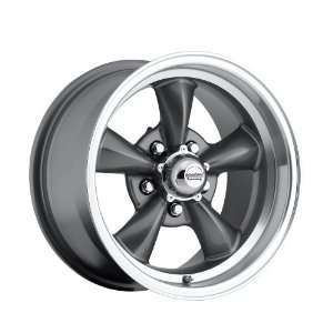 Charcoal Gray aluminum wheels rims licensed from American Racing