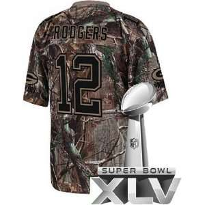 NFL Jerseys #12 Aaron Rodgers Camo Authentic Jersey 46 60 Sports