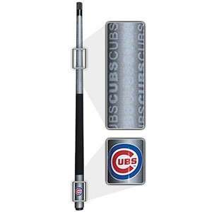 Chicago Cubs MLB Licensed Eliminator Billiards Cue Stick