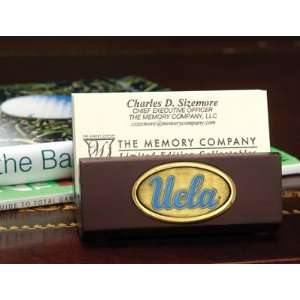 NCAA UCLA Bruins Business Card Holder