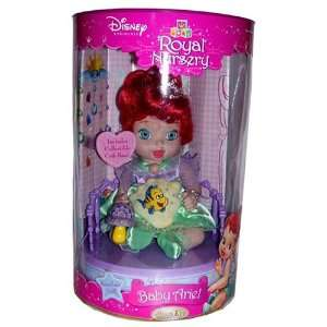 Disney Princess Porcelain Doll   Baby Ariel Toys & Games