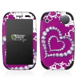 Design Skins for HP Palm Pre Plus   Diamond Heart Design