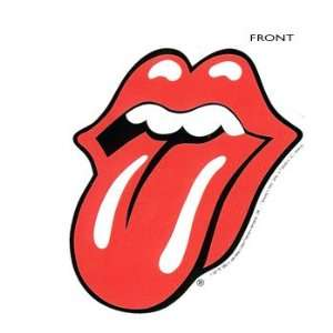 Rolling Stones   Red Tongue Sticker