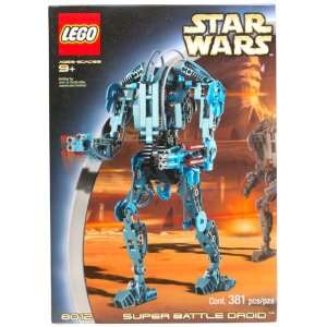 LEGO Star Wars Super Battle Droid (8012)  Toys & Games
