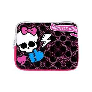 Monster High Skull and Bones 10.2 Tablet Sleeve